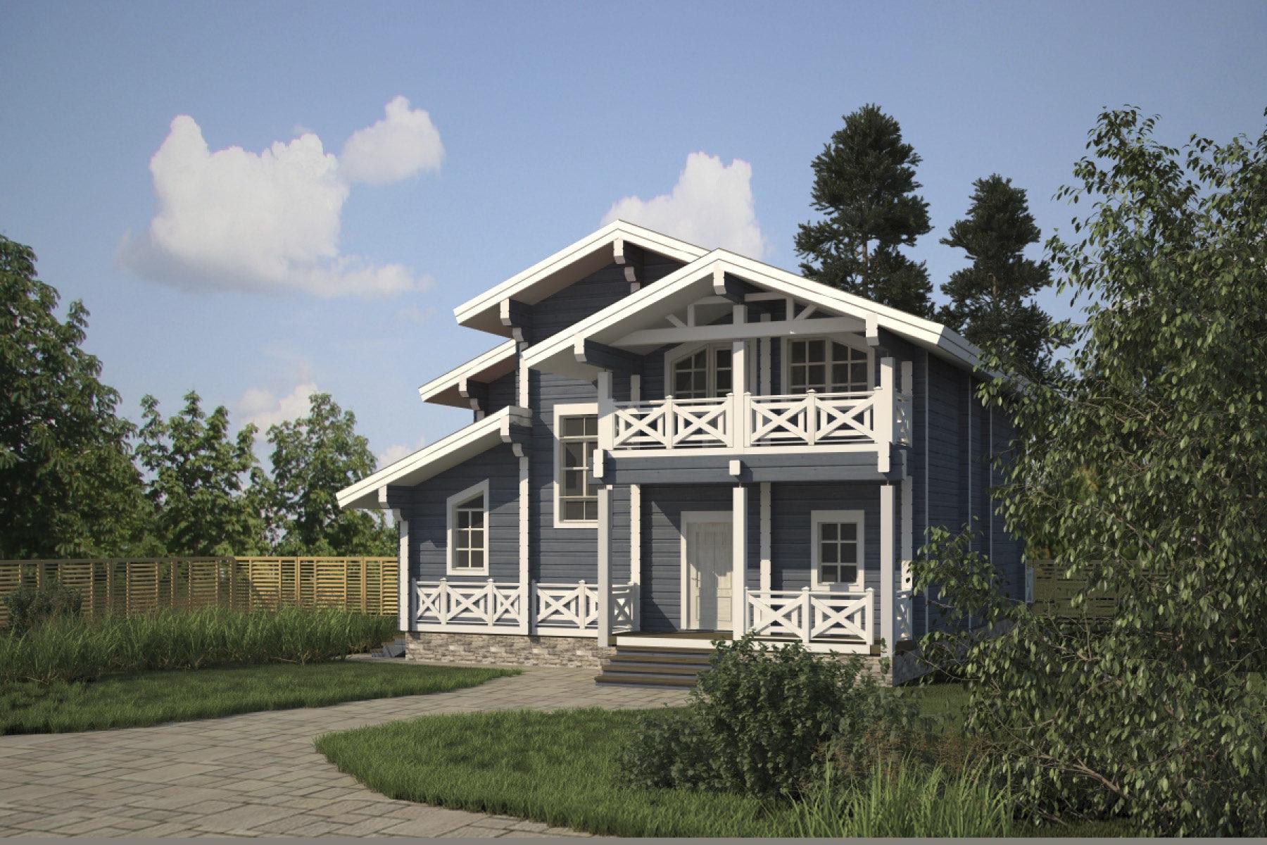 Загородный дом, Ватутинки