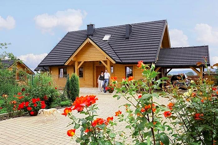 Как создать свой проект загородного дома
